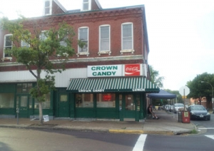 Experience milk shake royalty at Crown Candy Kitchen