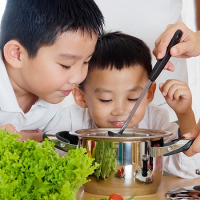 Four ways to feed your family on a budget