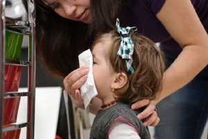 Are you overreacting to your child's allergies?