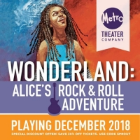 'Alice's Rock & Roll Adventure': Metro Theater Company gives Wonderland a modern retelling