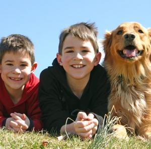 Finding a perfect match between pets and kids