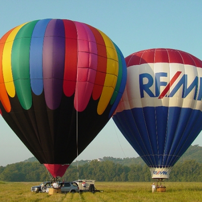 What's it like to be a hot air balloon pilot?