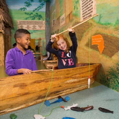 Missouri History Museum's History Clubhouse offers hands-on fun for families