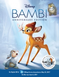 Enter to win a digital download of 'Bambi'