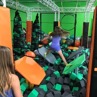 Get your 'flips' on Route 66: Rockin' Jump opens new location in Shrewsbury