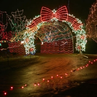 St. Louis Guide to Holiday Light Displays