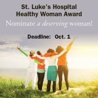 St. Luke's Hospital now accepting nominations for the 2018 Healthy Woman Award