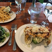 New management, new menu bring foodie flair to The Boathouse at Forest Park