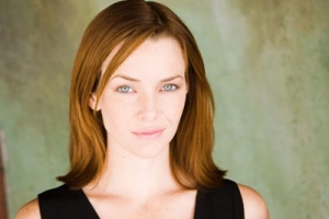 Celebrity Sprouting with Annie Wersching