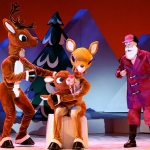 Rudolph the Red-Nosed Reindeer: The Musical coming to Fabulous Fox