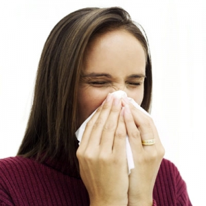 Allergies can develop at any time