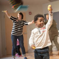 Stomp, strut and swing: WeBop introduces kids to the joy of jazz